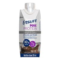 ENSURE MAX PROTEIN CIOC 330ML