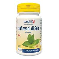 LONGLIFE ISOFLAVONI SOIA 60PRL