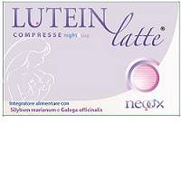 LUTEIN LATTE 30CPR