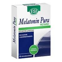MELATONIN Pura Retard 90 microtavolette MELATONINA