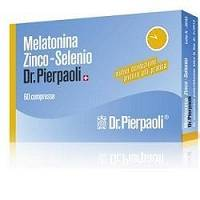MELATONINA PIERPAOLI Compresse 60 cpr