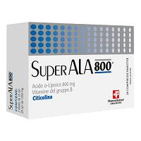 SUPERALA 800 20CPR