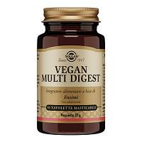 VEGAN Multidigest  50 tavolette