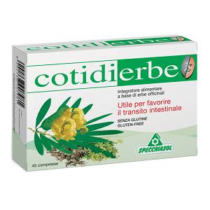 COTIDIERBE 45CPR 400MG NF